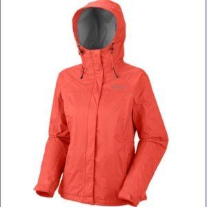 Columbia switchback rain jacket